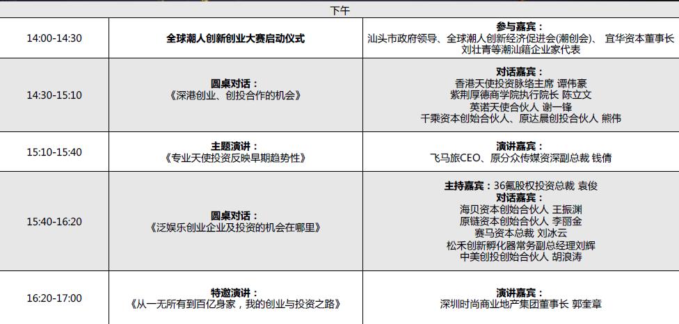 """3月25日,创客猫与你相约""""创道至简""""2017中国创投领袖(深圳)高峰论坛"""