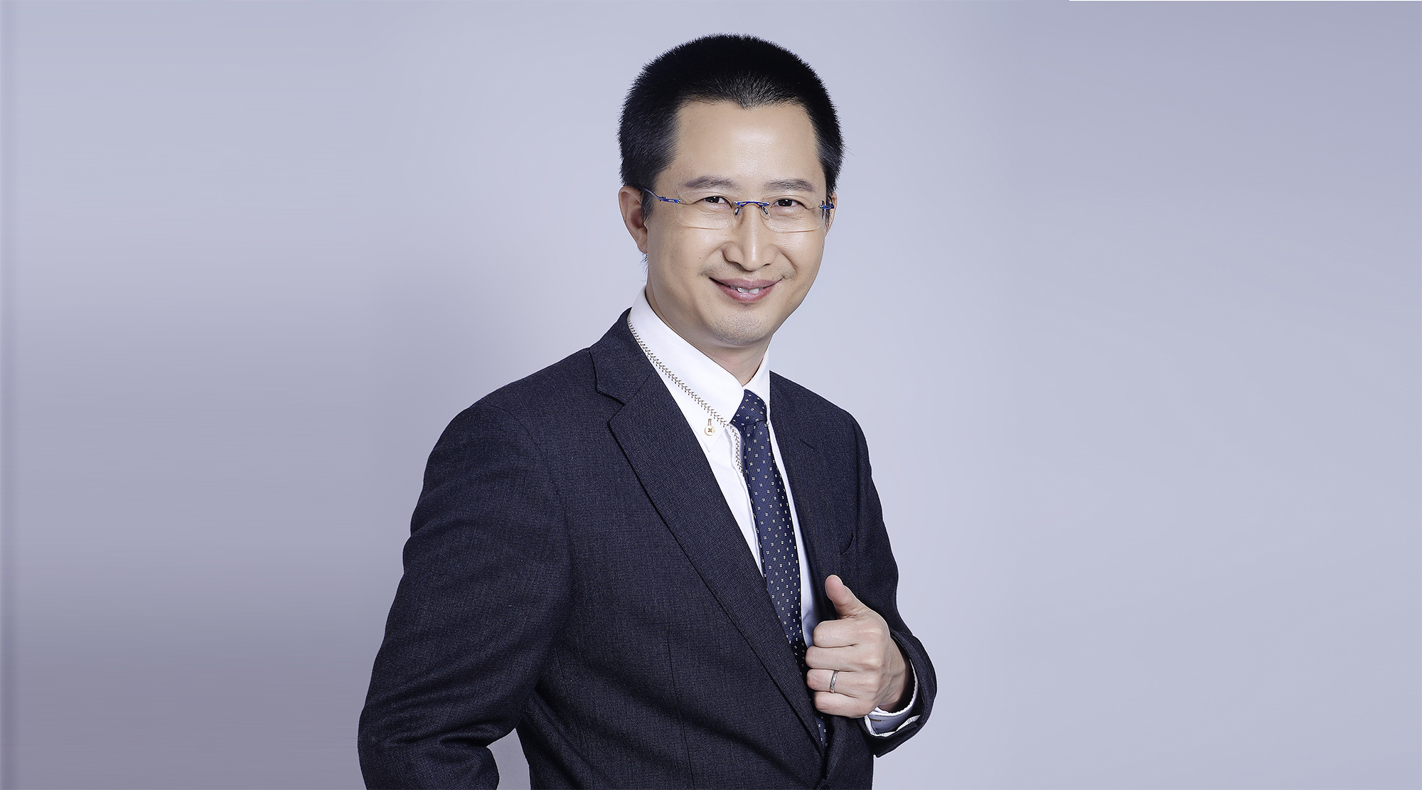 金融老兵郭龙欣的三次创业新生