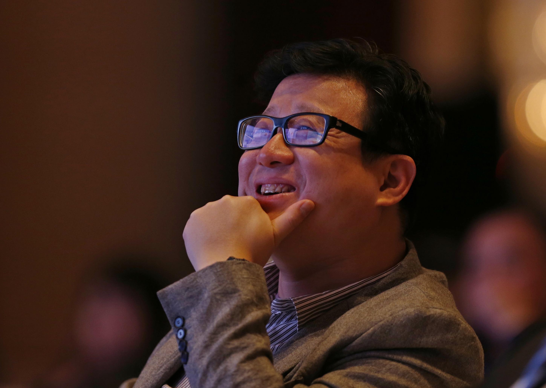 丁磊的自信:网易创立20年,仍手握44%股权