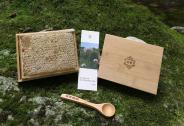 从物种保护出发,山间蜜语要为用户提供天然蜂蜜