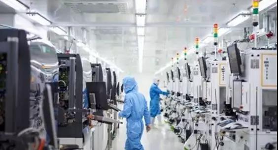 又一中国企业向半导体进军,吹响中国高端制造集结号!