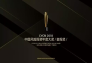 CVCRI•2018中国风险投资年度大奖金投奖榜单结果荣耀揭晓