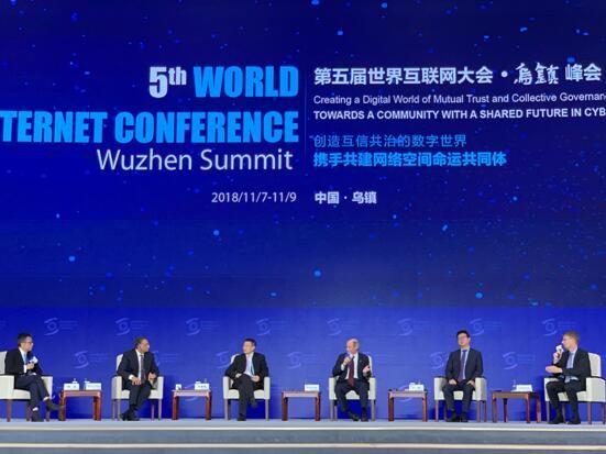 沈南鹏:互联网下半场,传统企业或许成为主角