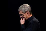 苹果下调业绩预期,库克:iPhone在华销售不理想