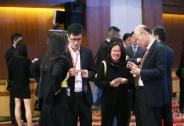 与400多名資深投资者在AVCJ中国论坛上会面交流