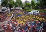 广州共享单车考核结果出炉:美团、青桔超投遭通报