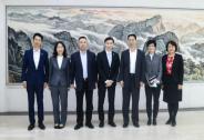 亚萨合莱盼盼董事总经理一行与四川、成都各级政府领导进行会晤