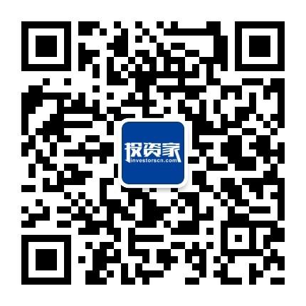 投资家微信公众号二维码