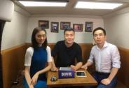 投资家网携手乐客独角兽录制梦想加速度北京特辑