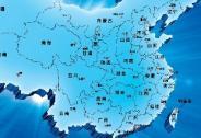 投资人眼中的中国地图,适合收藏!